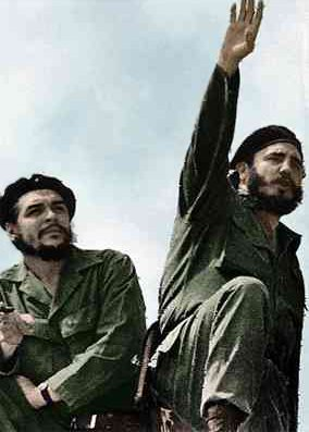 Fidel and Che Public Domain
